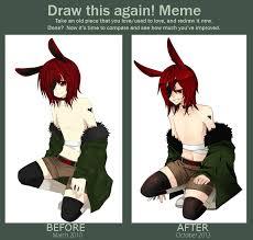 Meme K - draw this again meme finch by karousel k on deviantart