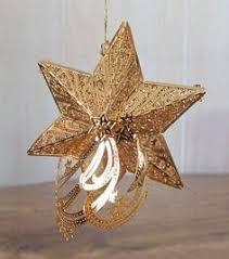 gold plated christmas ornaments danbury mint gold plated christmas ornament cart of