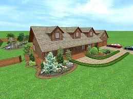 landscape house home and land design myfavoriteheadache com myfavoriteheadache com