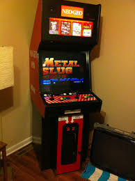 Neo Geo Arcade Cabinet Snk Neo Geo Fun And Settling For Less Theology Gaming