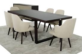 Oak Dining Room A U0026x Caligari Modern Oak Dining Table