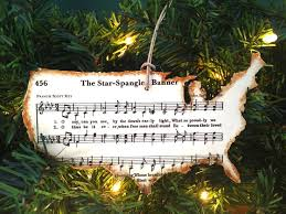 99 best vintage sheet music christmas ornaments images on