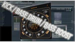 56 fl studio 11 a z kick hart machen erstellen bass drum