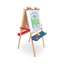 floor easel by melissa u0026 doug