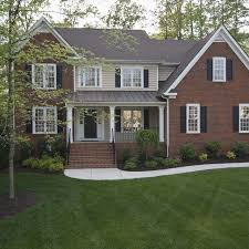 best 25 red brick homes ideas on pinterest red brick paint