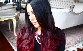 how to get cherry coke hair color 5 ways cherry cola hair color can light your fire hairstylec