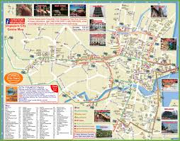Singapore Map Asia by Singapore Maps Maps Of Singapore