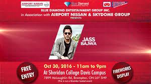 nissan canada in brampton diwali music fest 2016 october 30th 2016 sheridan college