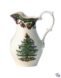 tree grove ewer pitcher by spode