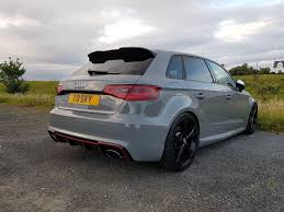 nardo grey my nardo grey rs3 small mods audi sport net