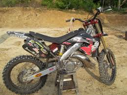 motocross bike shops 2001 cr250 djfmxpro u0027s bike check vital mx