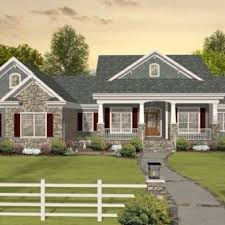 craftsman house plans one story i m a sucker for one level homes w a bonus room the garage
