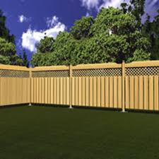 bfd rona products diy build a treated wood fence