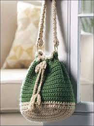 bag pattern in pinterest bucket bag crochet tutorial teresa restegui http www pinterest