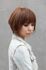 Japanische Bob Frisuren by Trendy Copper Haircut From Stacked Angled Bob