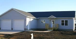 All American Homes New All American Modular Homes Back In Storm Lake Iowa