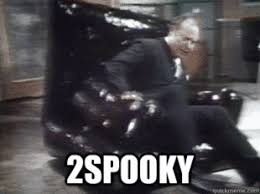Damn Meme Gif - damn chairs 2spooky know your meme