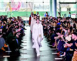 Hit The Floor Runway Walk - luxury fashion industry scrambling to adjust to millennial world