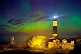 Northern Lights Forecast Michigan Visit Ludington Northern Lights In West Michigan