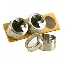 portaspezie magnetico compra gicos portaspezie magnetico 3 pezzi in macinatori e