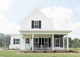 Farmhouse Style Home Plans by Southern Living House Plans Sugarberry Cottage House Exteriors