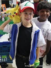 Ash Ketchum Halloween Costume Happy Halloween U0027s Pikachu Ash Halloween Costumes Diy