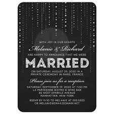 post wedding reception invitation wording best 25 reception only invitations ideas on reception