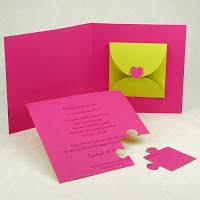 faire part mariage puzzle pérégrination autour du mariage faire part une première vie
