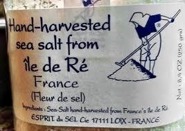 sea salt equivalent to table salt why you should be using fleur de sel instead of regular table salt