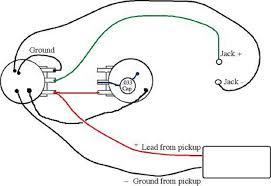 electric guitar pickup wiring diagram efcaviation com