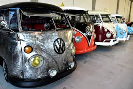 classic volkswagen cars this italian company restores vintage volkswagen campers for