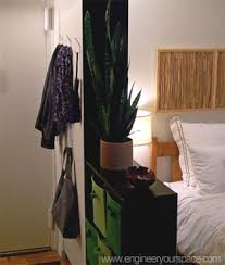 A Bookcase How To Create An Entryway Bookcases Smart Diy Solutions For Renters