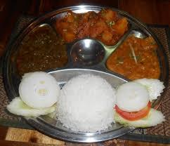 kashmir indian cuisine kashmir indian restaurant veggie thali picture of kashmir
