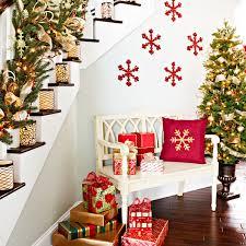 xmas decoration ideas 100 awesome christmas stairs decoration ideas digsdigs