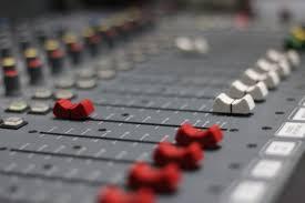 Studio Mixing Desks by Free Images Desk Studio Toy Radio Broadcast Audio Mixer