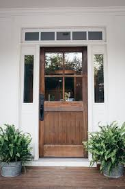 glass and wooden doors best 25 farmhouse front doors ideas only on pinterest farmhouse