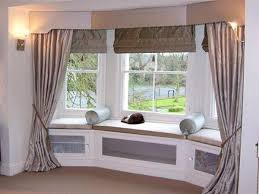Window Treatments For Bay Windows In Bedrooms - bay window treatment ideas window treatment options for bay