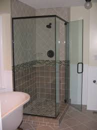 Seamless Glass Shower Door Frameless Glass Shower Door Installation In Williamsburg Virginia