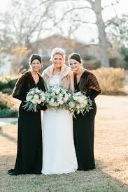 fur shawls for bridesmaids top bridesmaid styles for 2016 a lowcountry wedding