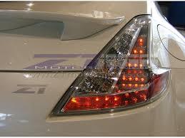nissan 370z tail lights jdm 370z tail lights z1 motorsports