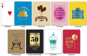 personalized cards personalized cards birthday