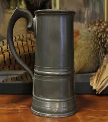 pewter mug prim pewter pinterest pewter colonial and
