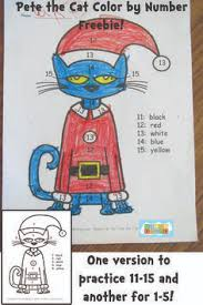 pete cat activities free pete cat saves christmas