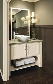 bathroom cabinets for vessel sinks single glass vessel vanity