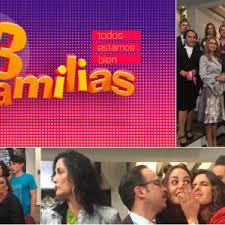 imagenes de familias aztecas tv azteca regresa con la barra de comedia en 3 familias