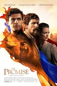 armenian genocide drama the promise debuts new classy poster