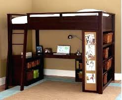 Plans For Loft Bed With Desk Free by Desk Bunk Bed Desk Plans Free Loft Bunk Bed Desk Combo Loft Desk