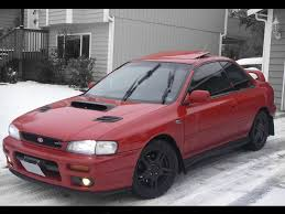 1998 subaru impreza information and photos zombiedrive