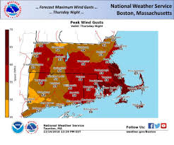 Power Outage Map New York by High Wind Warning Widespread Power Outages Possible Connecticut