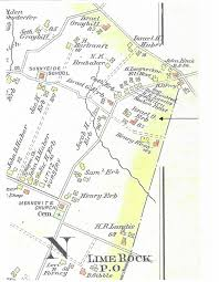 Map Of Lancaster County Pa Maps Of The Israel Erb Farm Lititz Mennonites Historic Sites